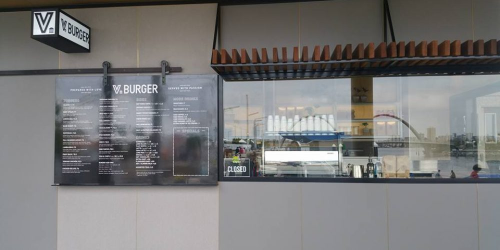 Free Burgers as The Reveley and V Burger Bar open in Elizabeth Quay